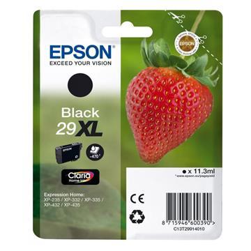 Εικόνα της Μελάνι Epson T2991 Black XL C13T29914010