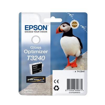 Εικόνα της Μελάνι Epson T3240 Gloss Optimizer 14ml C13T32404010