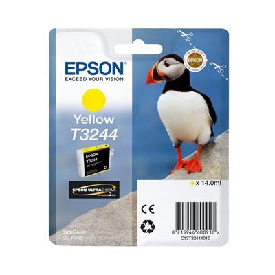 Εικόνα της Μελάνι Epson T3244 Yellow 14ml C13T32444010