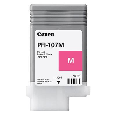 Εικόνα της Μελάνι Canon PFI-107M Magenta 6707B001