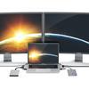 Εικόνα της Satechi Type-C Pro Hub 4K 2016 Macbook Pro 15'' & 13'' Silver ST-CMBPS