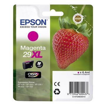 Εικόνα της Μελάνι Epson T2993 Magenta XL C13T29934010