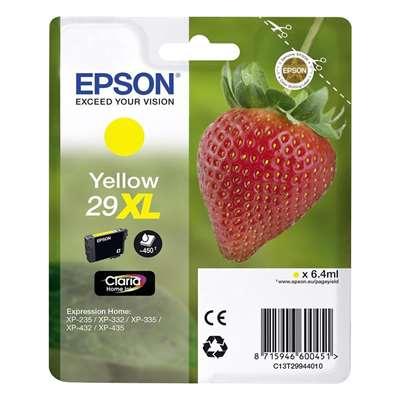Εικόνα της Μελάνι Epson T2994 Yellow XL C13T29944010