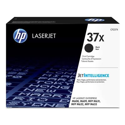 Εικόνα της Toner HP No 37X Black HC CF237X