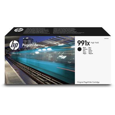 Εικόνα της Μελάνι PageWide HP No 991X Black HC M0K02AE