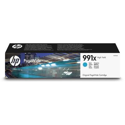 Εικόνα της Μελάνι PageWide HP No 991X Cyan HC M0J90AE