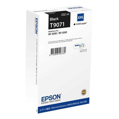 Εικόνα της Μελάνι Epson T9071 Black XXL C13T907140