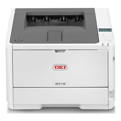 Εικόνα της Εκτυπωτής Laser Οki B412DN B/W
