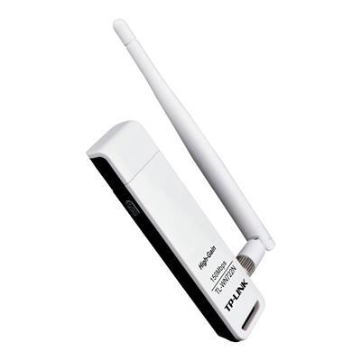 Εικόνα της Ασύρματο USB Adapter Tp-Link TL-WN722N v2 Gain 150Mbps