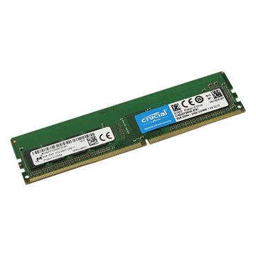 Εικόνα της Μνήμη Ram Crucial 8GB DDR4 2400MHz C17 CT8G4DFS824A