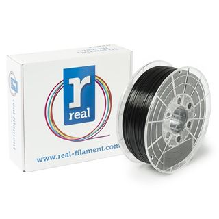 Εικόνα της Real PETG Filament 1.75mm Spool of 1Kg Black