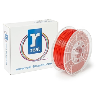 Εικόνα της Real PLA Filament 1.75mm Spool of 1Kg Red