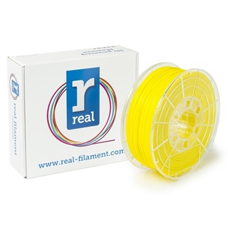 Εικόνα της Real PLA Filament 1.75mm Spool of 1Kg Yellow