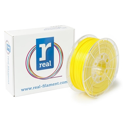 Εικόνα της Real PETG Filament 2.85mm Spool of 1Kg Yellow