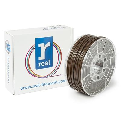 Εικόνα της Real PLA Filament 2.85mm Spool of 1Kg Brown