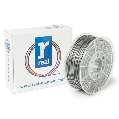 Εικόνα της Real PLA Filament 2.85mm Spool of 1Kg Silver