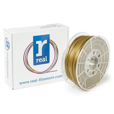 Εικόνα της Real PLA Filament 2.85mm Spool of 1Kg Gold