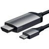 Εικόνα της Satechi Cable Type-C to HDMI 4K @ 60Hz ST-CHDMIM