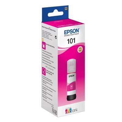 Εικόνα της Μελάνι Epson 101 Magenta C13T03V34A
