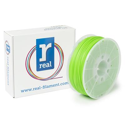 Εικόνα της Real ABS Filament 1.75mm Spool of 1Kg Nuclear Green