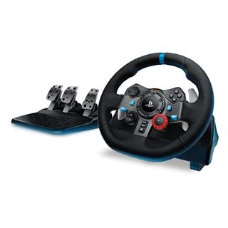 Εικόνα της Logitech Wheel G29 Driving Force Racing (PS4-PS3-PC) 941-000112