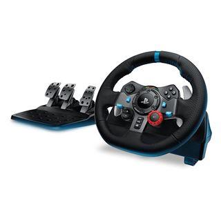 Εικόνα της Logitech Wheel G29 Driving Force Racing (PS5-PS4-PS3-PC) 941-000112