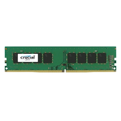 Εικόνα της Μνήμη Ram Crucial 4GB DDR4 2400MHz C17 CT4G4DFS824A