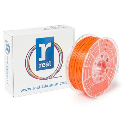 Εικόνα της Real PLA Filament 1.75mm Spool of 0.5Kg Fluorescent Orange