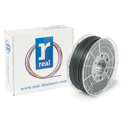 Εικόνα της Real PLA Filament 2.85mm Spool of 0.5Kg Gray