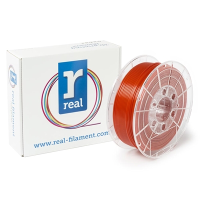 Εικόνα της Real PETG Filament 2.85mm Spool of 0.5Kg Red