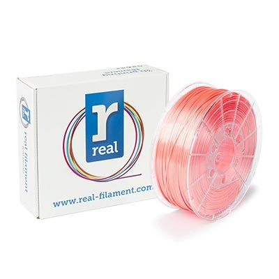 Εικόνα της Real PLA Filament 1.75mm Spool of 0.75Kg Satin Salmon