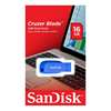 Εικόνα της SanDisk Cruzer Blade 16GB Electric Blue SDCZ50C-016G-B35BE