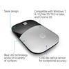 Εικόνα της Ποντίκι HP Z3700 Wireless Silver X7Q44AA