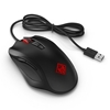 Εικόνα της Ποντίκι HP Omen 600 Black 1KF75AA