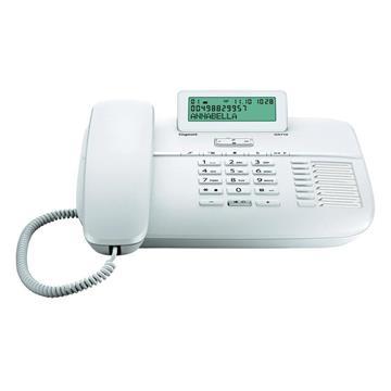 Εικόνα της Ενσύρματο Τηλέφωνο Gigaset DA710 White S30350-S213-R102