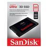 Εικόνα της Δίσκος SSD Sandisk Ultra 3D 500GB Sata III SDSSDH3-500G-G25