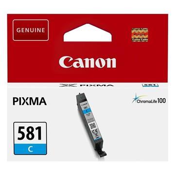 Εικόνα της Μελάνι Canon CLI-581C Cyan 2103C001