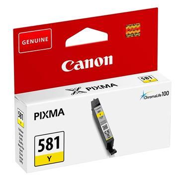 Εικόνα της Μελάνι Canon CLI-581Y Yellow 2105C001