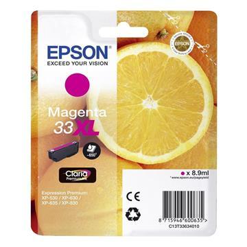 Εικόνα της Μελάνι Epson 33XL Magenta C13T33634010