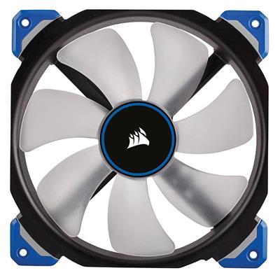 Εικόνα της Case Fan Corsair ML140 PRO LED Blue 140mm PWM Premium Magnetic Levitation CO-9050048-WW