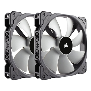 Εικόνα της Case Fan Corsair ML140 140mm PWM Premium Magnetic Levitation Twin Pack CO-9050044-WW