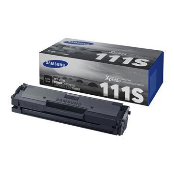 Εικόνα της Toner Samsung Black MLT-D111S