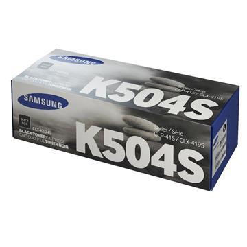 Εικόνα της Toner Samsung Black CLT-K504S