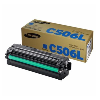 Εικόνα της Toner Samsung Cyan HC CLT-C506L