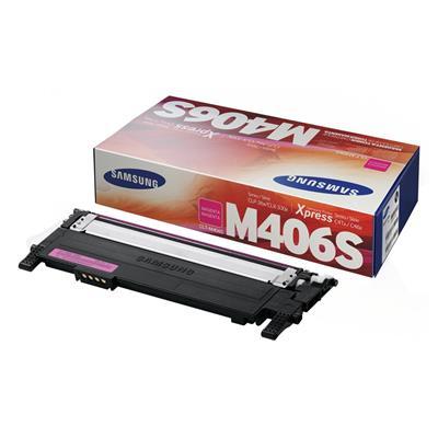 Εικόνα της Toner Samsung Magenta CLT-M406S