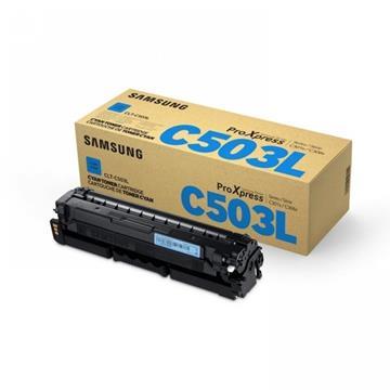 Εικόνα της Toner Samsung Cyan HC CLT-C503L
