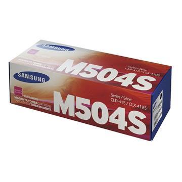 Εικόνα της Toner Samsung Magenta CLT-M504S