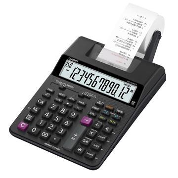 Εικόνα της Αριθμομηχανή 12 Ψηφίων Με Χαρτοταινία Casio HR-150RCE