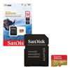 Εικόνα της Κάρτα Μνήμης MicroSDHC V30 A1 Sandisk Extreme 32GB for Action Cameras + SD Adapter SDSQXAF-032G-GN6AA