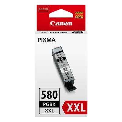 Εικόνα της Μελάνι Canon PGI-580PGBK XXL Black 1970C001